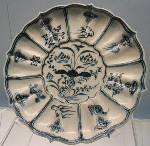 我们看到的元青花实物之二 - ym_chen1948 - ym_chen1948的博客