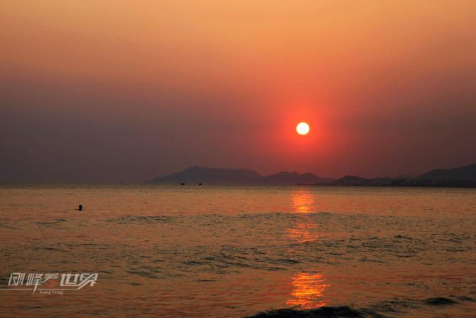 几度夕阳红 - 刚峰先生 - 天涯横呤