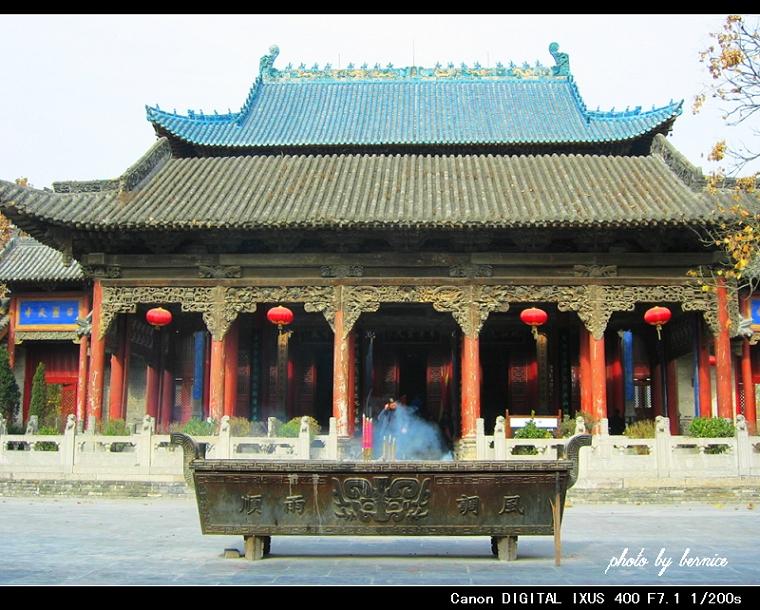 【原创摄影】周口关帝庙 - 王工 - 王工的摄影博客
