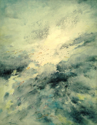 画家陈本(陈本画展前言) - 应歧的油画风景 - 应歧的油画风景