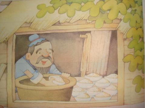 第十八周故事:十个爸爸(星期一) - *谷子麦子* - *谷子麦子*的博客