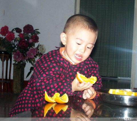 宝宝自创的功夫 - 海的微笑 - 海的微笑
