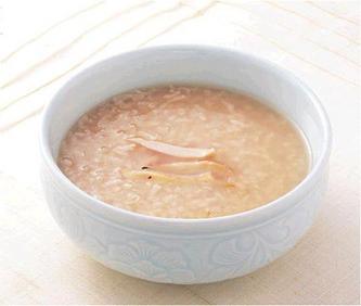 韩国料理系列:章鱼粥