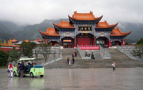 (原创图文)云南散记——大理三塔之二 - lanlingdai123 - 蓝领带de博客