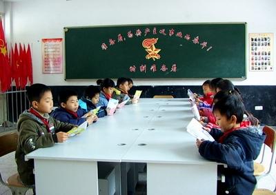 [原创]山区学校见闻 - 人文教育 - 博客天下--见证农村教育发展