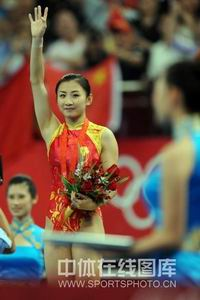 2008年北京奥运会中国健儿金牌榜(21-40金) - 美丽心情 - 美丽心情