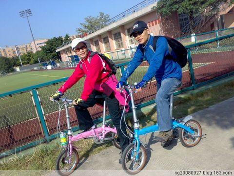 单车党 - 阳光 - 爱在阳光空气中