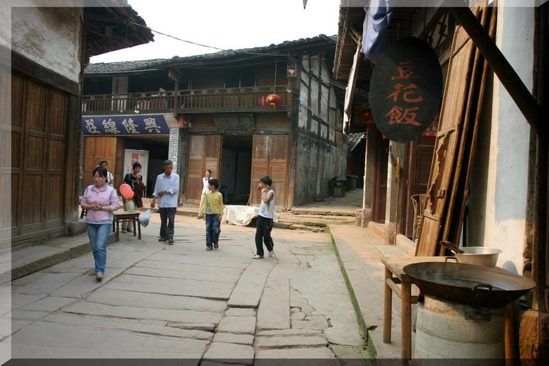 《[原创摄影] 绕坝古镇(一)》 - 阿剑 - 阿剑的博客