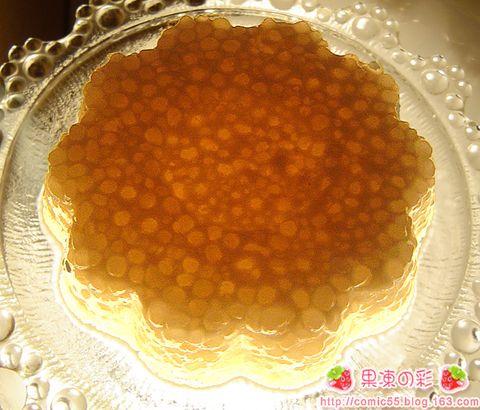 原创~珍珠公主の花:【椰汁西米布丁】 - jelly - 果冻の彩