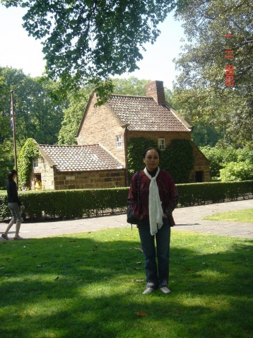 南半球的十一月 - 九妹的小木屋 - 九妹的小木屋