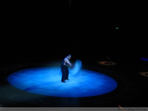 马戏城的表演令人惊叹 - 文竹开花 - 文竹的博客,你不来看看吗