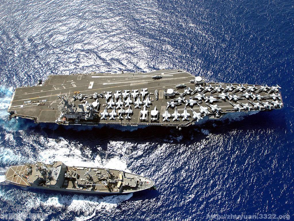 美国尼米兹级核动力航母壁纸大全 - BLUESWAY -  BLUESWAY