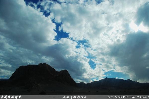 """[摄影.原创] 青藏线(五十六)都兰县之""""脱土山""""14P  - 扁脑壳 - 感悟人生"""