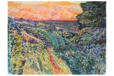 色彩之魂的艺术年华(封面人物专访)-发表的作品 - 应歧的油画风景 - 应歧的油画风景
