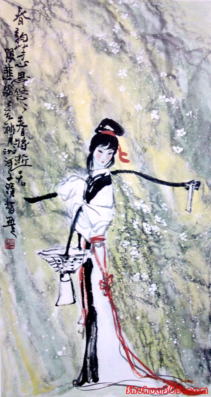 〈原创〉[七律]    悼 陈 晓 旭 - 文学天使 - 桃花苑主—文学天使