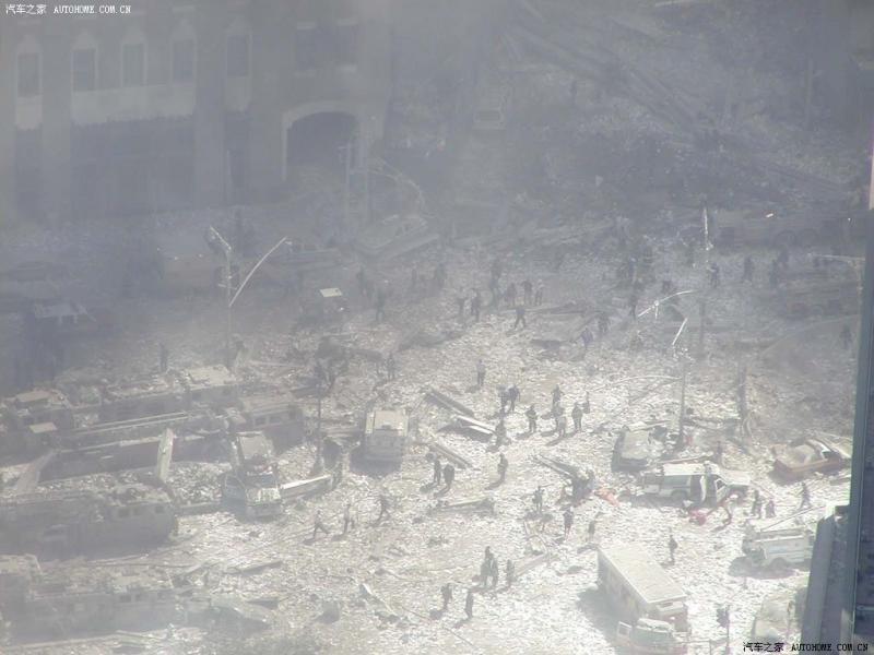 【引用】美国空军拍摄的9.11悲壮照片(绝版) - 醉隐舞郎的日志 - 网易博客 - 潘金莲 - ybj4302481@126 的博客