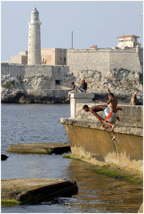 古巴日记《四》 - Y哥。尘缘 - 心的漂泊-Y哥37国行