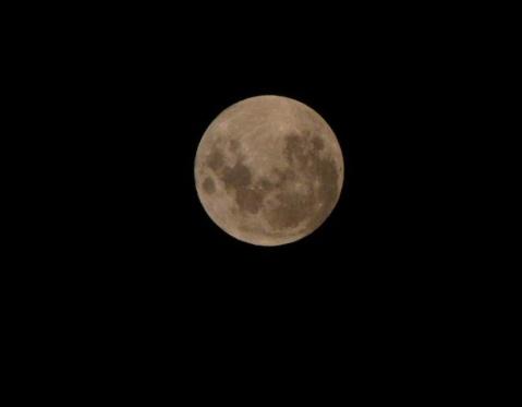 今夜的月亮如此温暖(原创) - 木头人 - sampson827的博客