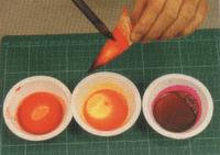 染色剪纸(剪纸的分类) - 文章老师 - 大画文章