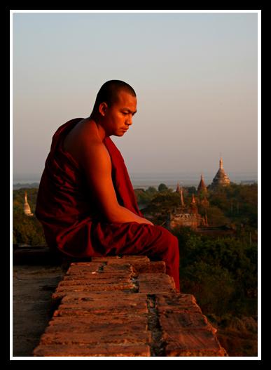 佛光普照的国度缅甸之蒲甘 - 人走茶凉 - 人走茶凉的博客