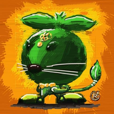 鼠尾巴该变牛了 - 六锐视觉 - 文逗工坊--升级(六锐视觉)