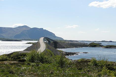 世界上最奇特18条公路