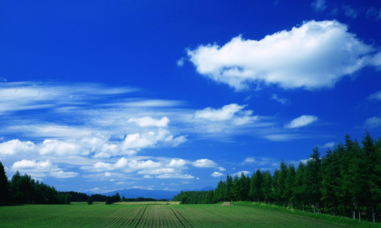 【引用】 超清晰绝色美景--天地间的完美融合!