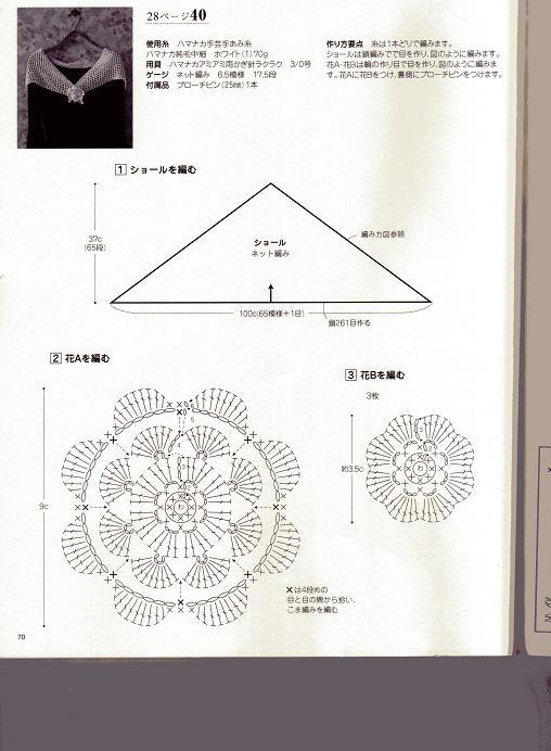 日文钩编小物 - wl961121 - 人生淡如菊的博客
