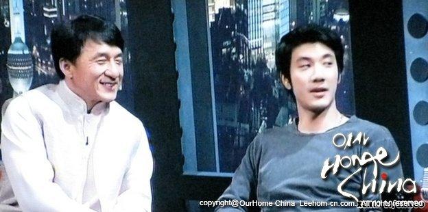 Little Big Soldier: Jackie Chan on Asia Uncut[附中文翻译] - 王力宏 - LeeHom Wang