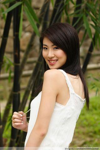 [美女写真1]怎么形容她的美 - *渤海龙* - 渤海龙