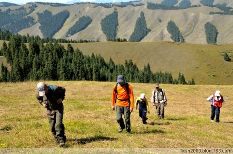 经典的小渠子、金泉沟 - 阿凡提 - 阿凡提的新疆生活