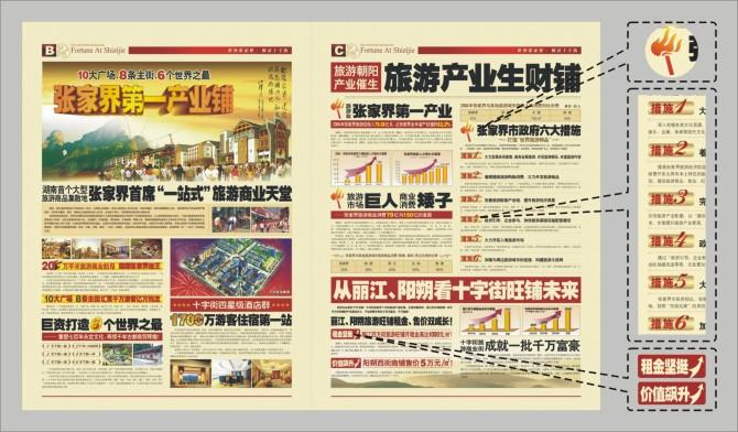 论商业地产[1]的广告推广及平面表现图片