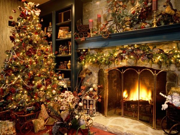 祝朋友们圣诞节快乐 - 蓝馨月 - 蓝馨月的博客