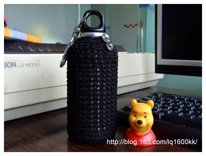 钩针编织的水壶套 - lq - LQ的博客