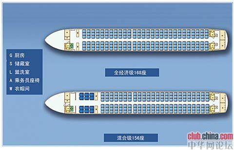 欧美傻眼:中国大飞机首度曝光 竟超波音737(图) - 东方未明 -  逍遥一生
