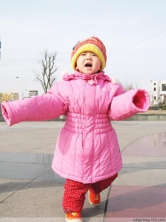 冷风中,放风筝 - 开心 - 开心的日子