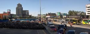 北京-中关村路口