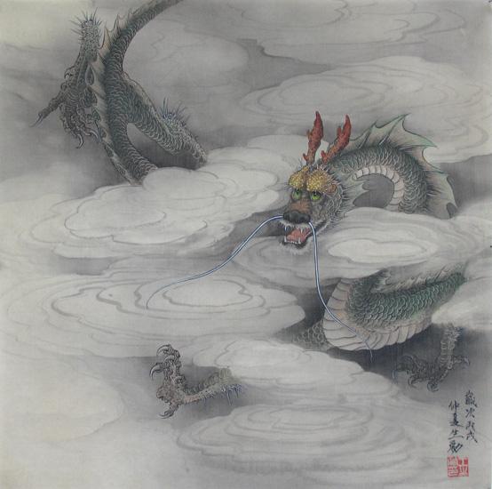 十二生肖图 - 王子 - 缘