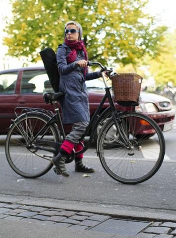 法国街头,行走中也时尚 - 暖暖 - 最好的时光