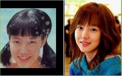 前后 整形/韩国十大美女明星整形前后对比照片/ 美丽达人...