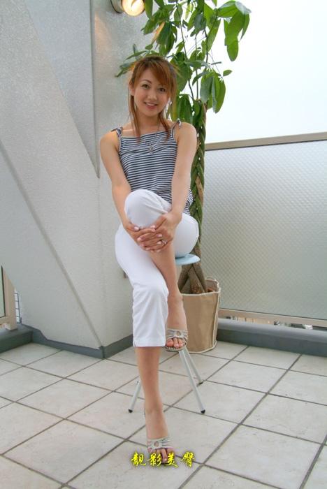 【转载】特别专题:美女青木明香牛仔裤系列(之一)〈7P〉 - 2856162576 - 2856162576的博客