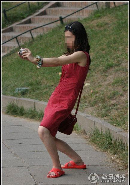 超强的拍照姿势  - 青丝云裳 - 青丝云裳的博客
