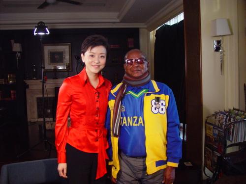 阿赫瓦里 伟大的最后一名 - yanglan2008329 - 杨澜