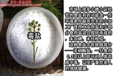 引用 引用 引用 你知道嗎?触目惊胆!50种常吃的毒食品全爆光  (图文并茂) - 涛声依旧 - 涛声依旧