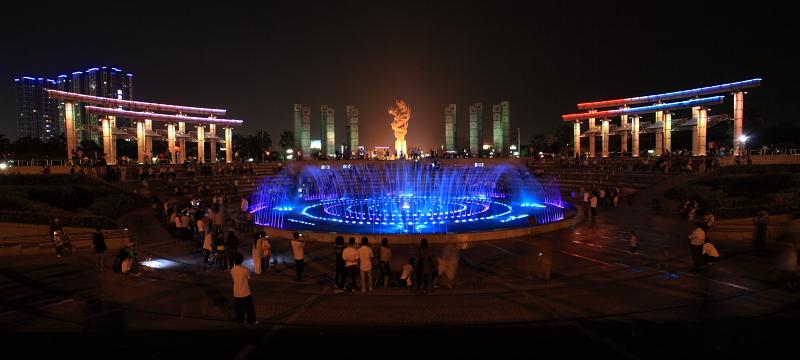 (原)音乐喷泉 - leilei.502 - 蕾蕾的博客