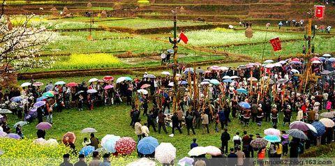 请您欣赏 - 我的苗家女孩 - 广西柳州市三江侗族自治县富禄苗族乡