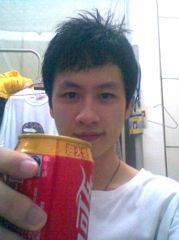 饮可乐~为奥运加油~ - lounght -