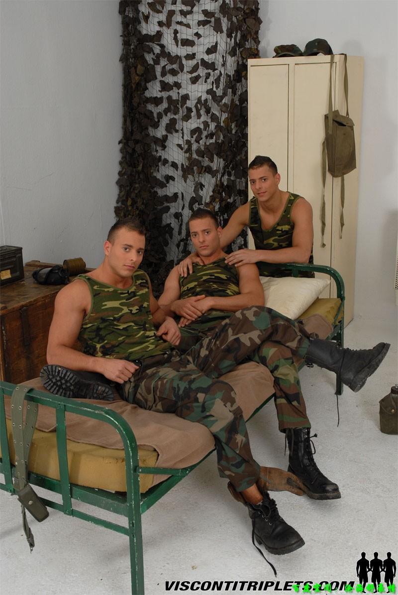 【转载】三胞胎军营写真 - xd15508558裸男 - xd15508558的裸男博客