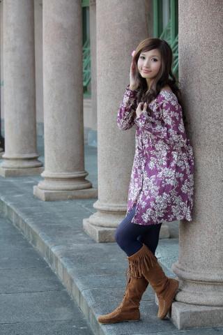 清纯中带着浪漫的女孩子[12P] - ch-zh1(知心) - 快乐家园,知心的博客