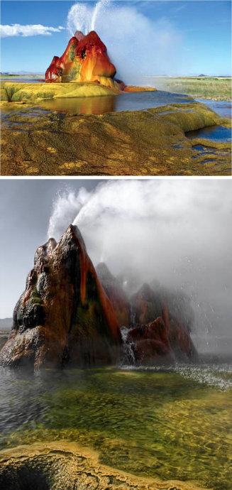 如梦似幻!世界10大神奇的地理奇观